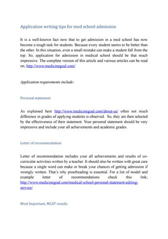 ccad personal statement examples