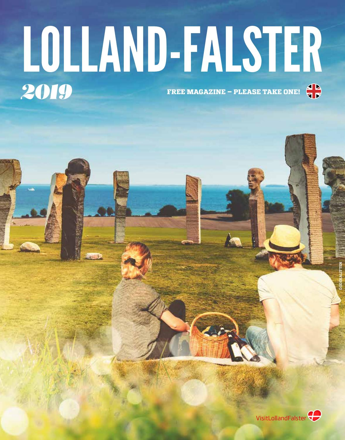Lolland Falster Catalogue 2019 By Business Lolland Falster Issuu