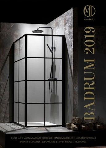 Macro Design Badrum 2019 by Macro Design - issuu 8b2f21da40ceb
