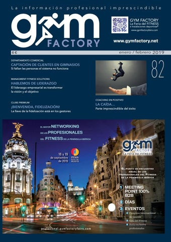 Gym Factory Gestión Nº82 by Gym Factory Magazine - issuu 5e2513e430e8b