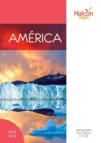 Halcón Viajes. America 2018 - 2019 by Globalia - issuu 59619194db7fd