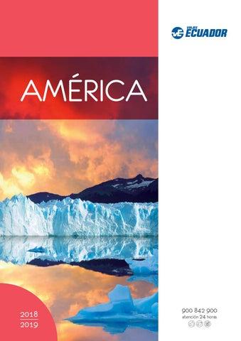 33404d48aa4e Viajes Ecuador. America 2018 - 2019 by Globalia - issuu
