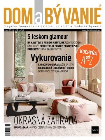 b329858a90 Dom a Bývanie 2018 03 by Dom a Bývanie - issuu