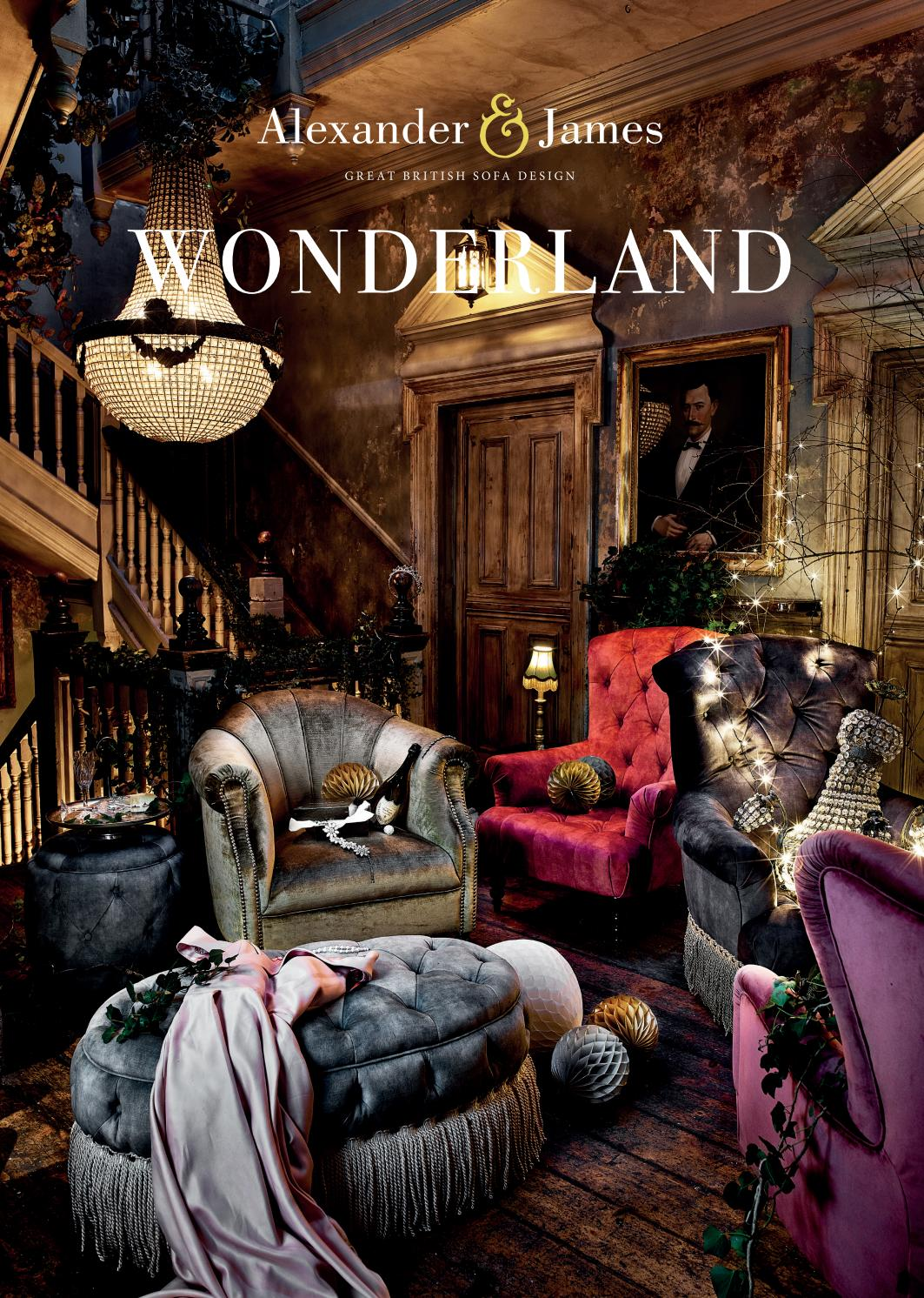Superb Wonderland By Alexander And James Sofas Issuu Caraccident5 Cool Chair Designs And Ideas Caraccident5Info