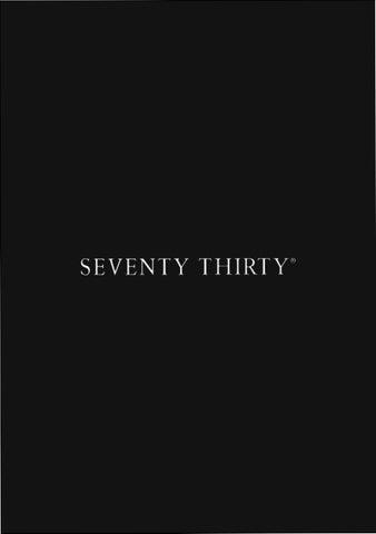 seventy thirty matchmaking