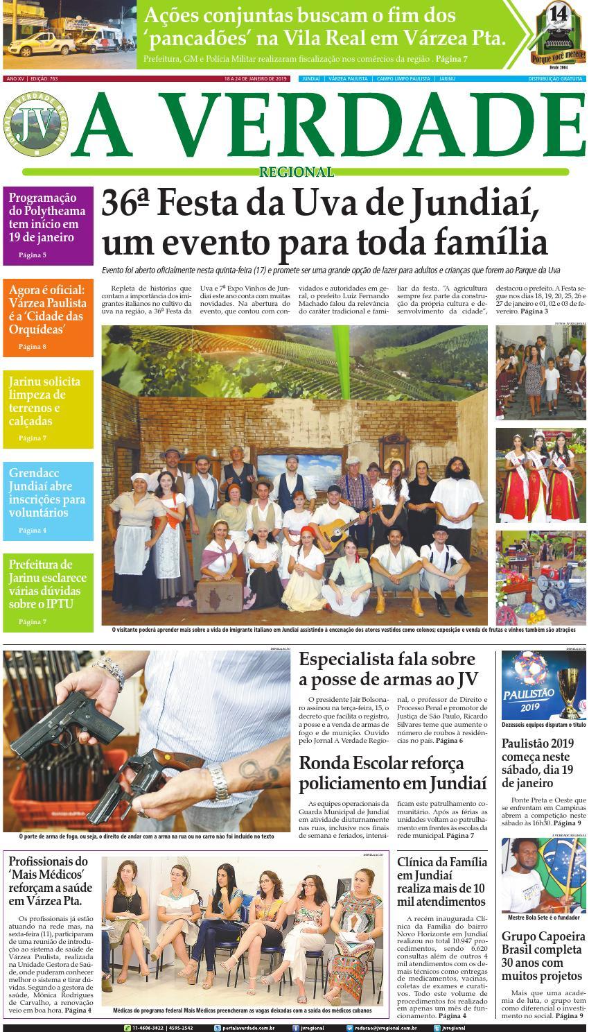 794f810051e JV Regional ® - Edição 763 by Jornal A Verdade Regional - issuu