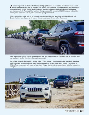 Page 11 of The New 2019 Jeep Cherokee