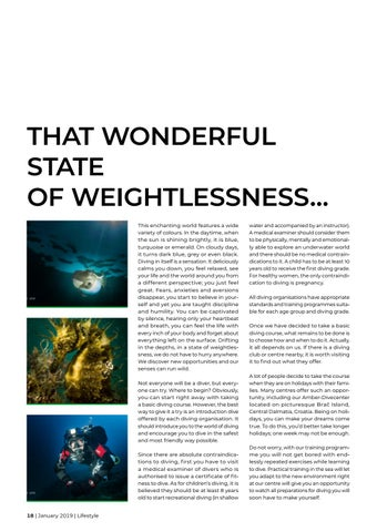 Page 18 of That wonderful state of weightlessness…