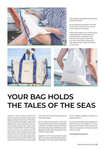 Page 25 of Your bag holds the tales of the seas