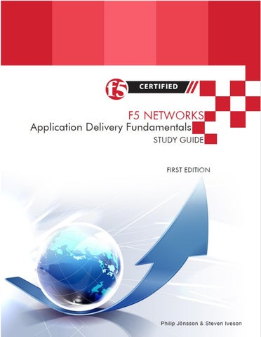 F5 Networks Application Delivery Fundamentals Study Guide by f5books