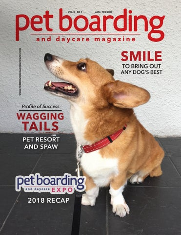 Pet Boarding and Daycare January February 2019 by Barkleigh