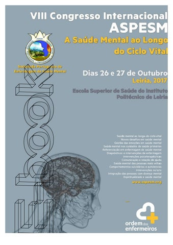 fa58bff23 E-book Congresso Leiria 2017 by revista spesm - issuu