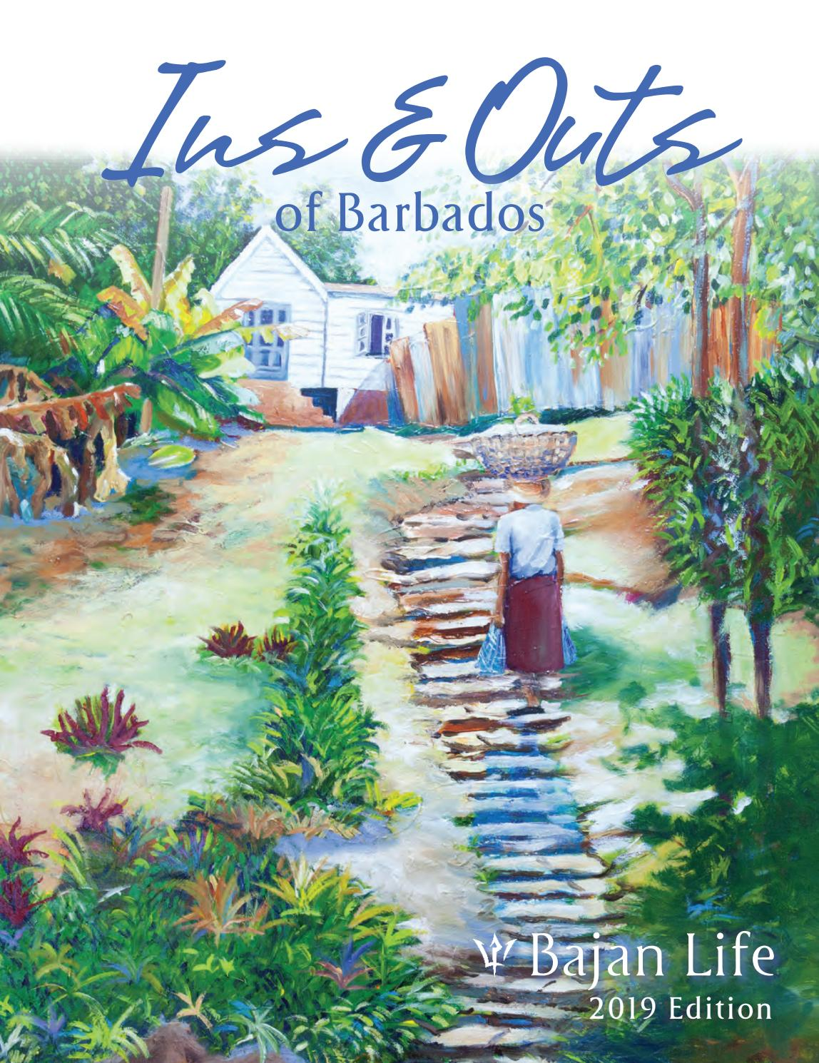 Ins & Outs of Barbados 2019 Edition by Miller Publishing Co