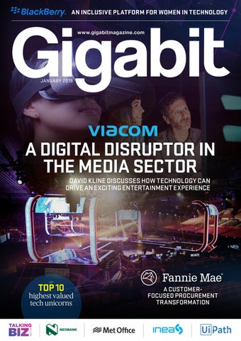 January 2019 Magazine Edition | GigaBit