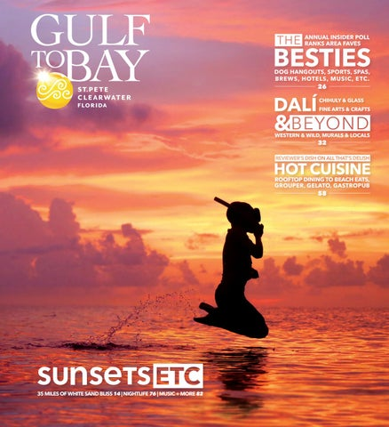 Gulf to Bay Magazine - A Publication of The Tampa Bay Times