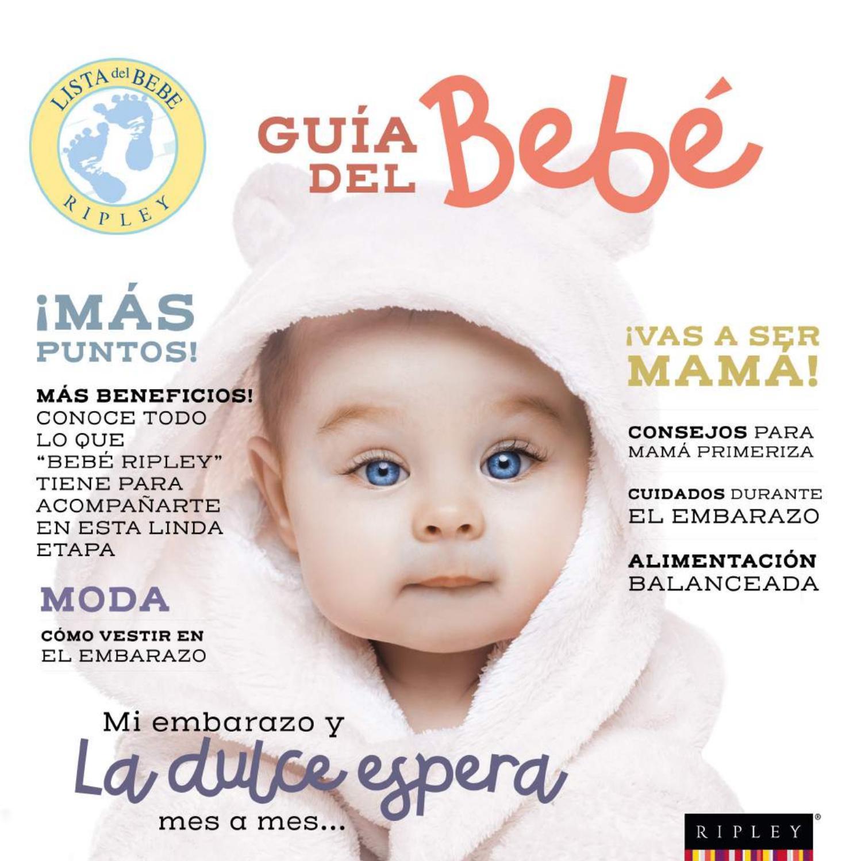 d7f0f5927 GUÍA DE BEBÉ RIPLEY 2018-2019 by Milagros Paredes Garrido - issuu