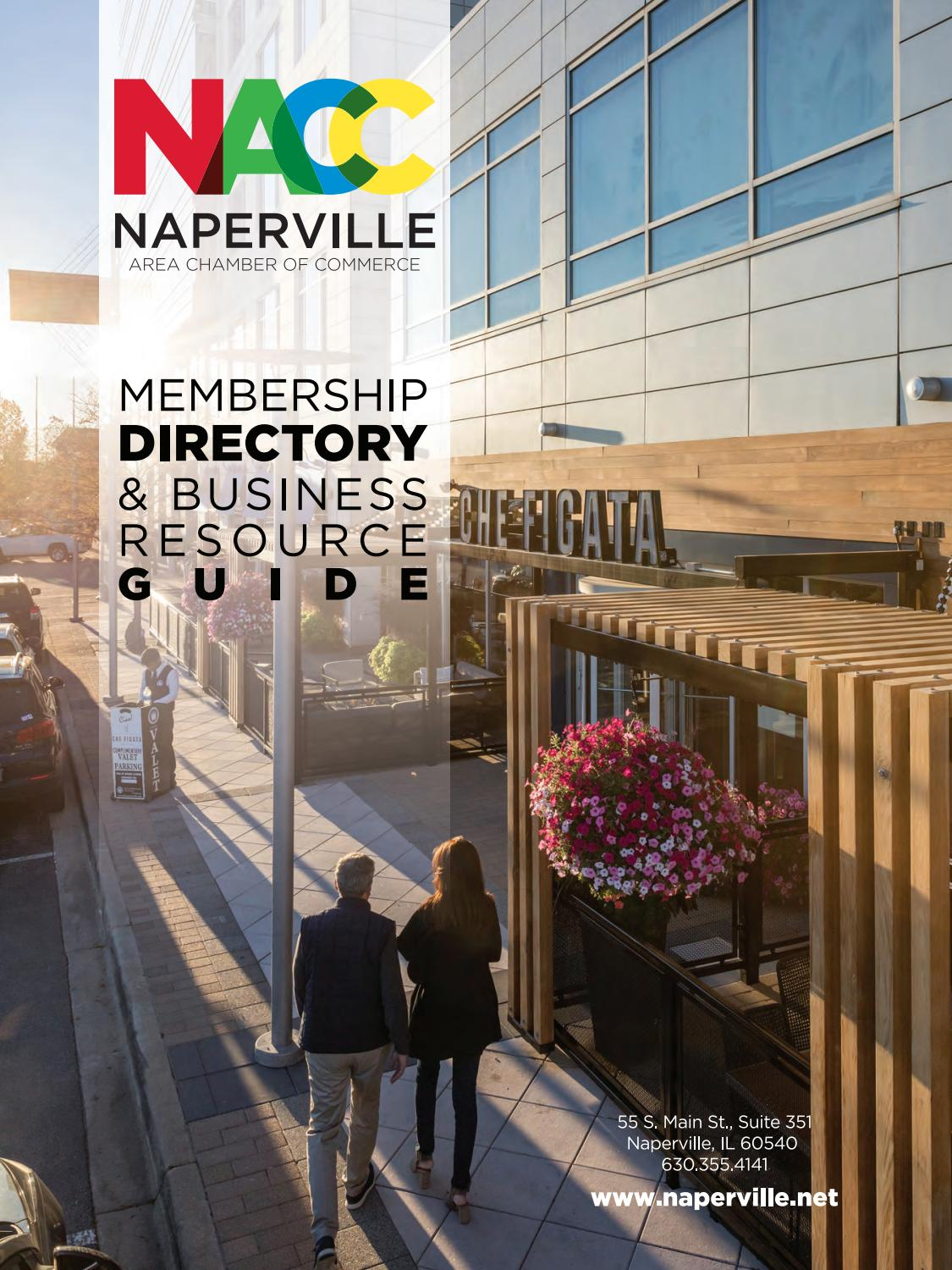 Naperville il chamber magazine by town square publications llc issuu