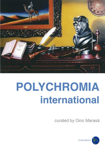 f6581ae65c Polychromia International by studiobyblos - issuu