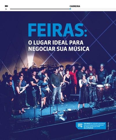 Page 34 of Feiras: o lugar ideal para negociar sua música