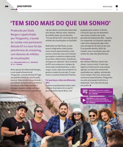 Page 5 of 'TEM SIDO MAIS DO QUE UM SONHO'