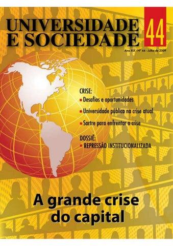 b5a74bc338f Revista Universidade e Sociedade 44 by ANDES-SN - issuu