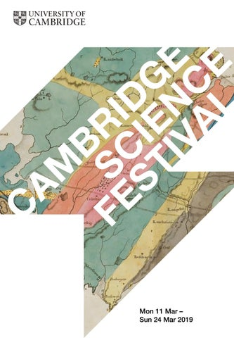 f9b8bab52c54a Cambridge Science Festival Programme 2019 by University of Cambridge ...