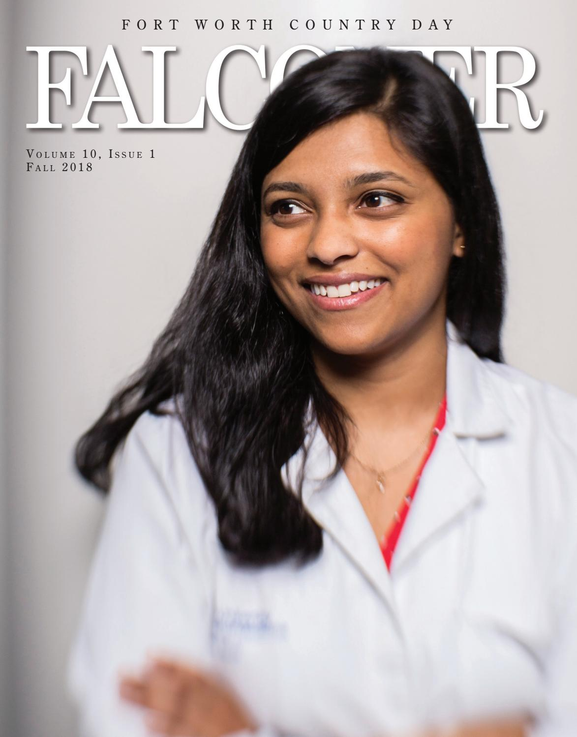 FWCD Falconer, Fall 2018 by Fort Worth Country Day - issuu