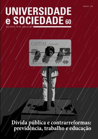 f09dfc6ce6451 Revista Universidade e Sociedade 60 by ANDES-SN - issuu
