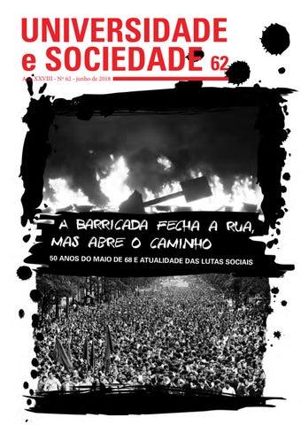39545d5d18 Revista Universidade e Sociedade 62 by ANDES-SN - issuu