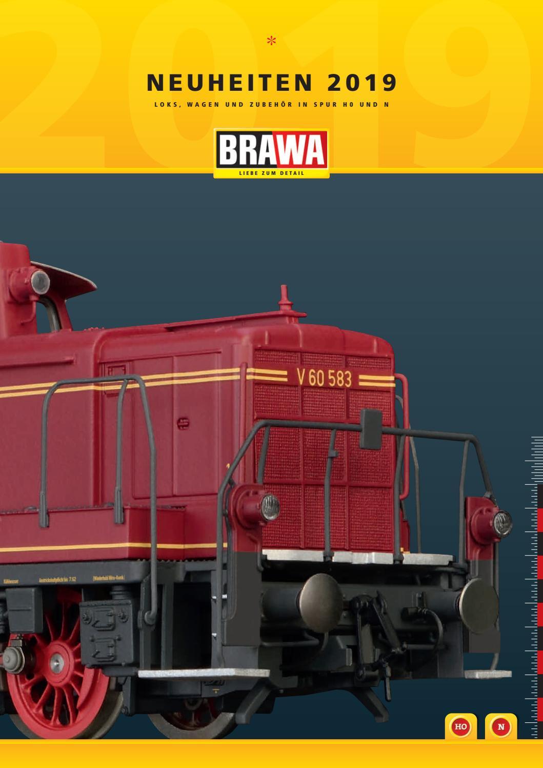 "Brawa 47975 H0 Gedeckter Güterwagen Gms 30 ""Zwilling"" DB Ep 3 Messemodell 2019"