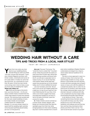 Page 38 of Wedding Hair Without a Care