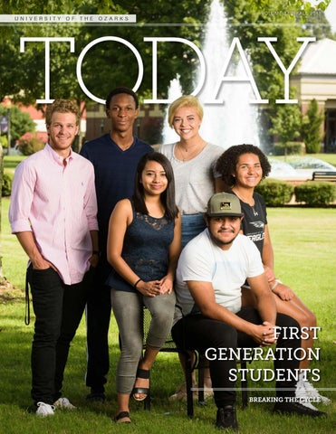Today University Of The Ozarks Fall 2018 By U Of O Marketing Issuu