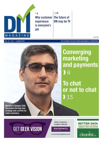 4ad32ee8b849 DM Magazine January 2019 by Lloydmedia Inc - issuu