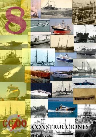 Construcciones navales en Navantia San Fernando by Kike Martinez - issuu