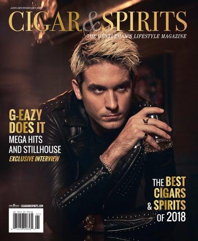 Jan Feb Cigar Spirits Magazine By Cigar Spirits Magazine