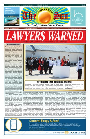 76b8312fd718 VOLUME 15 ISSUE 01 by The SUN Newspaper - issuu