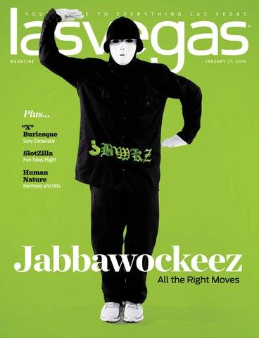 innovative design db5a9 8c914 2019-01-27 - Las Vegas Magazine by Greenspun Media Group - issuu