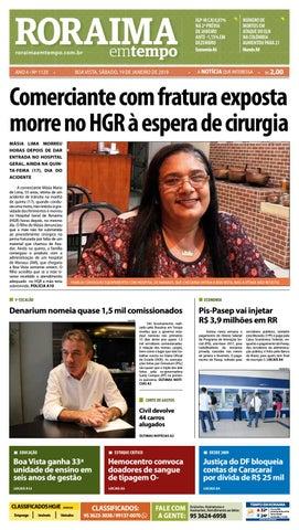 f786f3203b5 Jornal Roraima em tempo – edição 1129 by RoraimaEmTempo - issuu