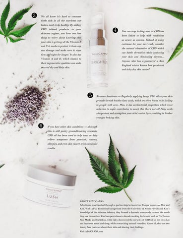 Page 23 of Six Reasons Reasons Why You Should be Using CBD Oil in your Skincare Routine