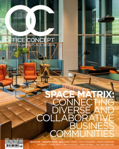 604fa8fe5a444 PREVIEW The Other Office 3  Creative Workplace Design by Frame ...