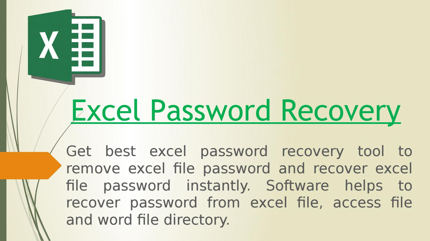 How to Fix Excel Password Recover of Microsoft? by Alina Steven - issuu