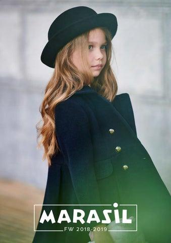 Marasil κατάλογος «Φθινόπωρο - Χειμώνας 2018 2019» με παιδικά ρούχα. 105e5d1d356