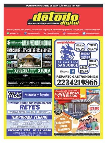 8fb81696c41 Semanario Detodo - Edición N° 3213 - 20/01/2019 by Semanario Detodo ...