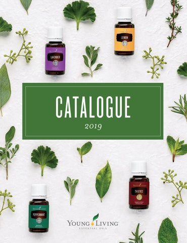 Catalogue 2019 – FR by Young Living Europe issuu