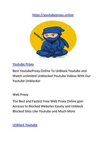youtubeproxy online by iptv4sat - issuu