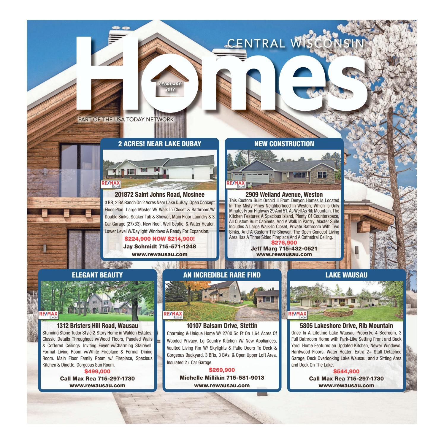 Central Wisconsin Homes by Gannett Wisconsin Media - issuu