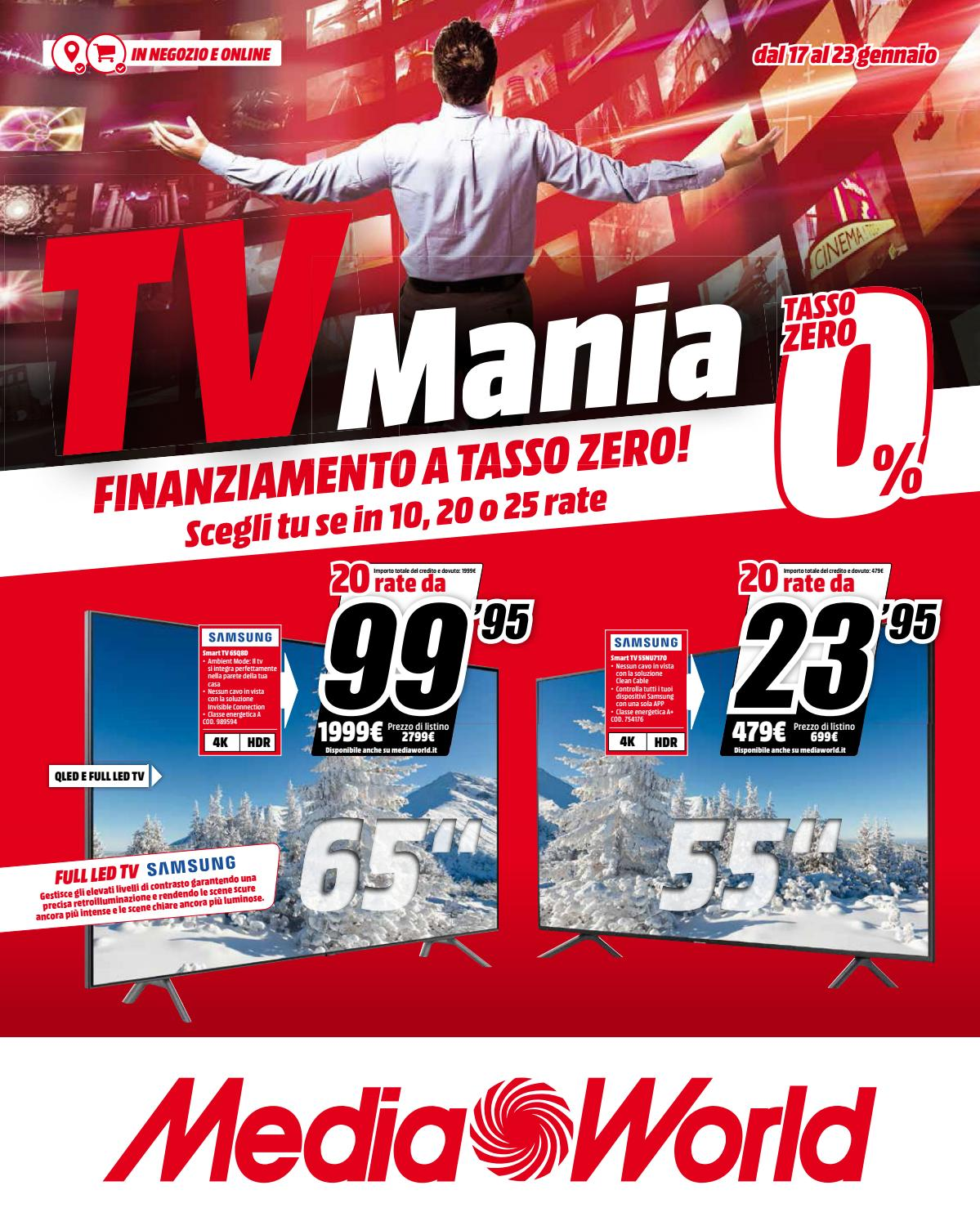 Meliconi Porta Tv Mediaworld.Mediaworld 23gen By Best Of Volantinoweb Issuu