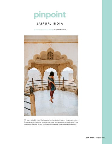 Page 11 of Pinpoint: Jaipur, India