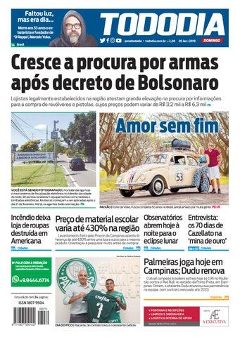 857caed4e5 Jornal TodoDia - Edição 20 01 by Jornal TodoDia - issuu