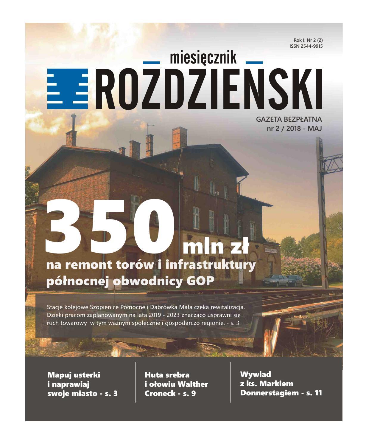 Miesięcznik Roździeński 22018 2 By Miesiecznikrozdzienski
